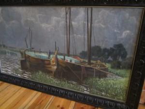 malarstwo stettin