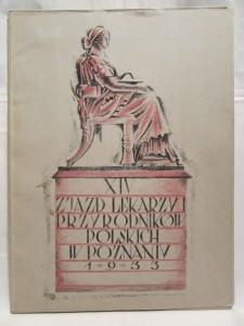 Teka zjazdu lekarzy i przyrodników polskich 1933