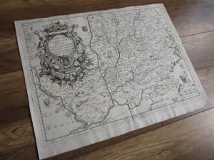 Wrocław mapa silesia
