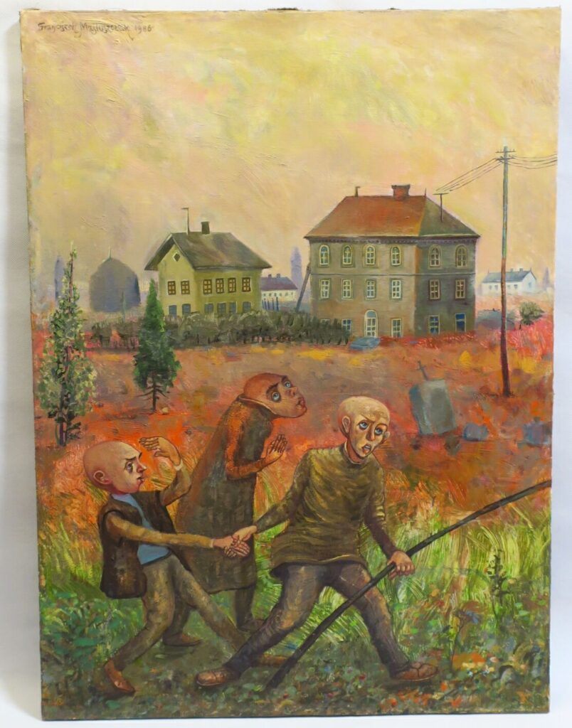 Franciszek Maśluszczak - Czuje jeszcze mocniej